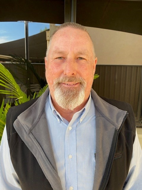 Chris Young, rural and small business financial counsellor